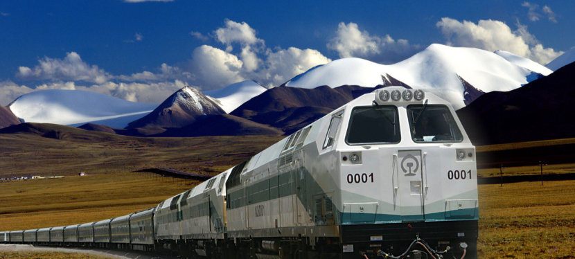 Great Train Journeys: The Qinghai-Tibet Railway