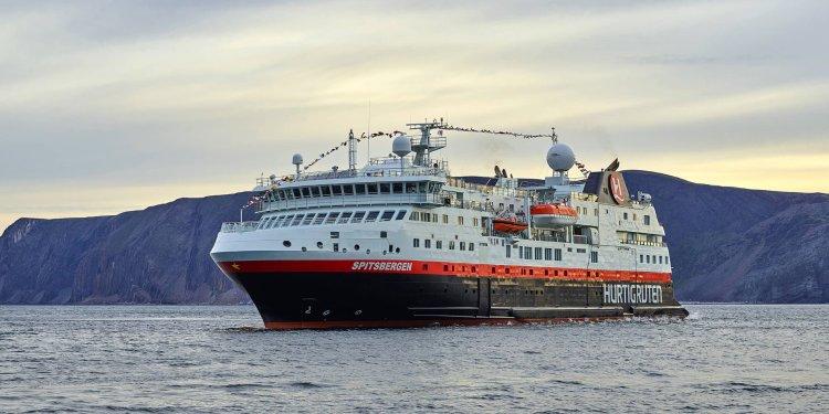 Hurtigruten MS Spitsbergen